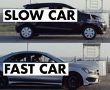 【動画】 遅い車に乗った「運転上手」と速い車に乗った「素人」 どちらが勝つのか検証してみたら・・