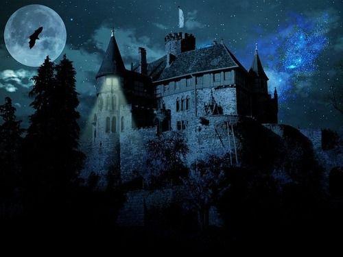 「あまりに寒いと幽霊も凍るようだ…これを見てくれ!」呪われた家に入り込もうとする写真