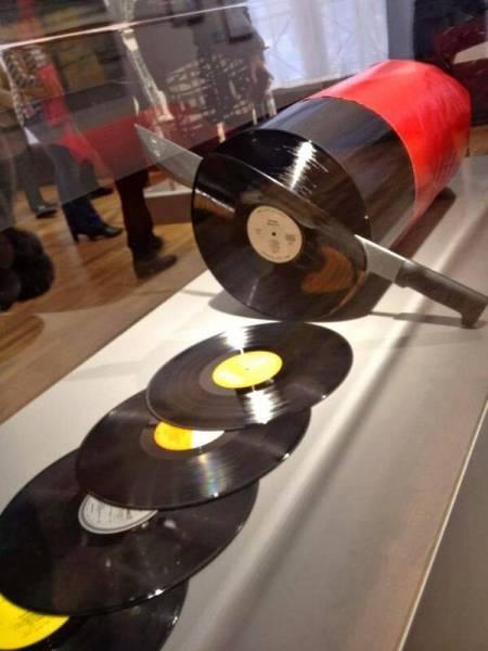 ●【画像】レコードのつくり方wwwwww
