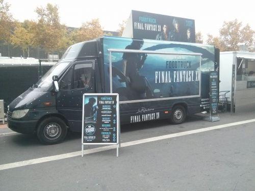 【おいしそう】パリで開かれたPGWで「ファイナルファンタジーXV」公式ハンバーガーが登場!