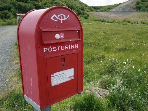 「住所も名前もわからなかったので、封筒に地図を描いたら…届いた!」アイスランド宛の郵便