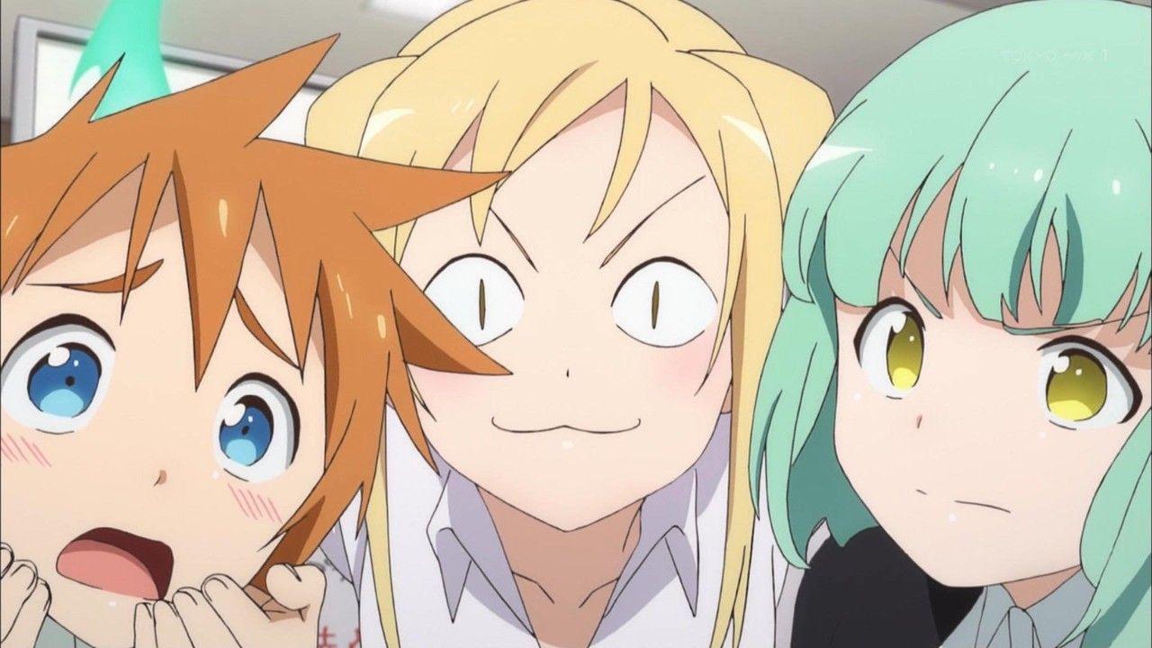 【亜人ちゃんは語りたい】TVアニメ 第8話 「亜人ちゃんは学びたい」ネットの感想・反応まとめ