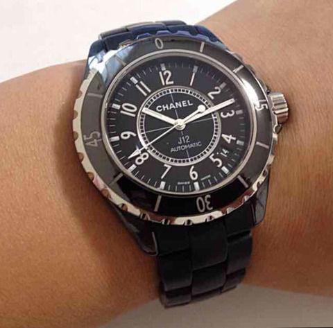 オラオラ系の俺がシャネルの超高級腕時計買ったったwwwww
