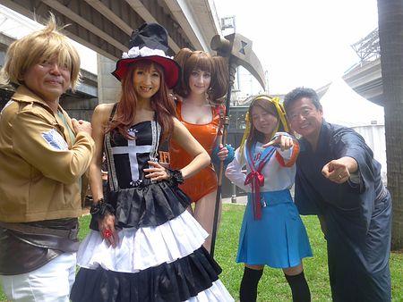 オーストラリア・シドニーで日本祭り…七つの大罪のキャラなどのコスプレイヤーが集結 (※画像あり)