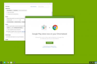 「Chrome OS」、近日中にAndroid向けアプリに対応へ