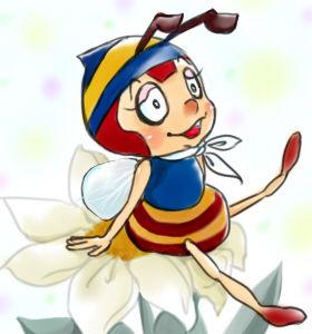 童貞ミツバチの末路www