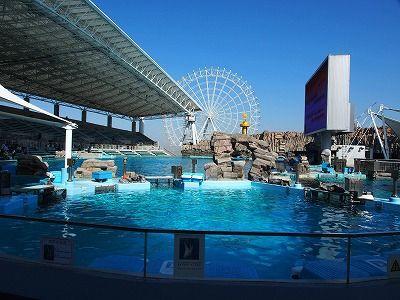 【画像あり】名古屋港水族館にやってきました!