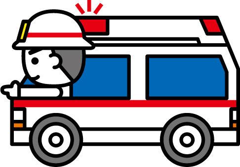 【画像】やべえ!大阪で救急車が横転して信号機に激突してるぞwwwww