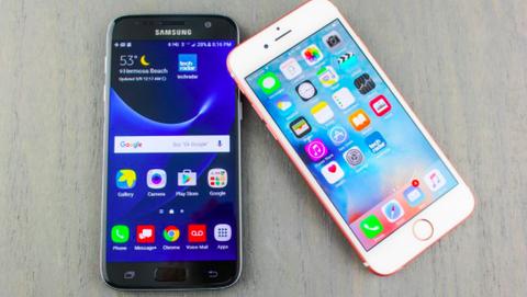 グーグル元CEO「iPhone 6SよりGalaxy S7のほうが良い」