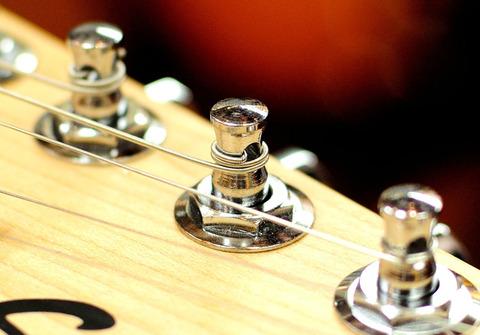 ギター弦%u3000ペグに巻く巻き数