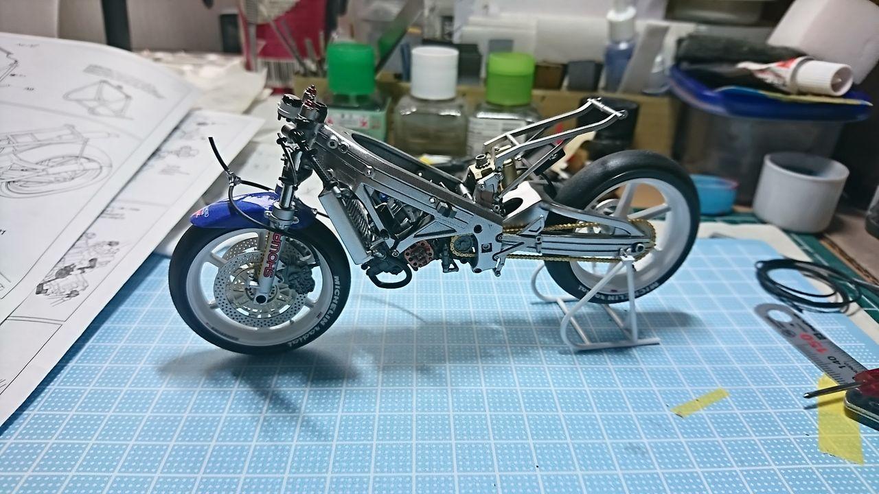 Fujimi Honda Monkey Mini Bike 1:12 Scale Model Kit フジミ模型 FUJIMI F-BIKE-3