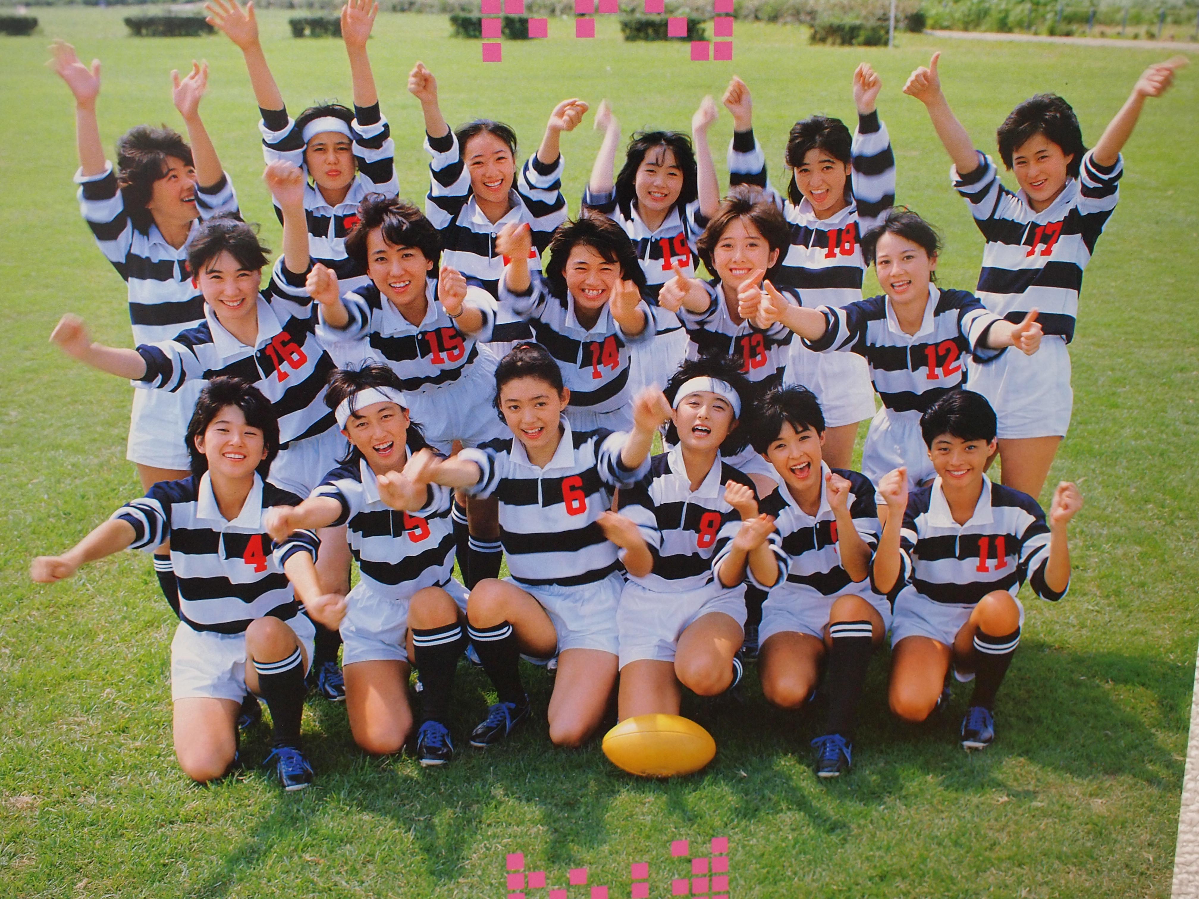 ブービー日記  名曲再会-2 おニャン子クラブ 「KICK OFF」コメントトラックバック                ブービー