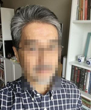 hair cut Apr 2018