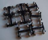 Low-D Wheel sets on Weaver Trucks