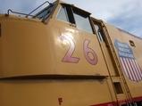UP26 at Ogden RR Museum