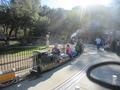 LA Live Steamers Train