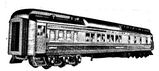 air-conditioned Pullman