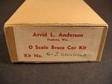 Arvid Anderson Kit