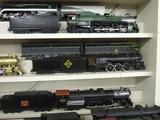 Erie 4-6-2 K5a と T&P2-10-4 ClassI