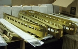 Daylight Observation Cars of Brass