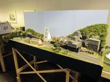 HO layout section