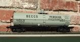 BECCO Hydrogen PeroxideTank Car