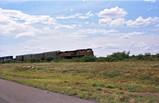 すれ違いで写したUP貨物列車