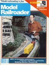 Lorell Joiner's O scale Empire