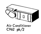 Walthers' air-conditioner