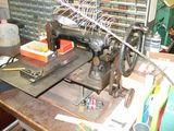 Rod's Rivetting Machine