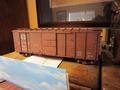Chooch freight car
