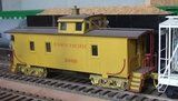 UP Wood Caboose