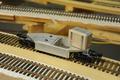 rail cleaning car