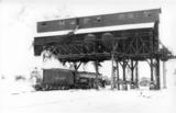 600-ton Coal Dock in Cheyenne