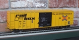 Rail Box Car