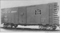 Rock Island espress boxcars