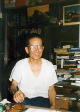 祖父江欣平氏 1997年7月27日