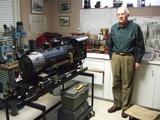 Ralph's Live Steam Engine