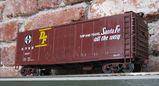 Atlas Insulated Boxcar