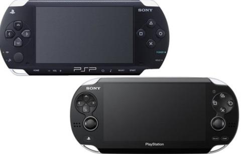 PSPとPSV