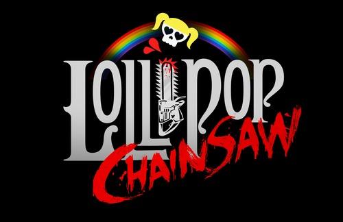 Lollipopchainsawロゴ