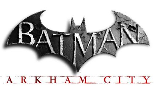バットマンアーカムシティロゴ