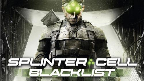 splinter-cell-blacklistロゴ