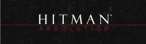 ヒットマンアブソリューションロゴ