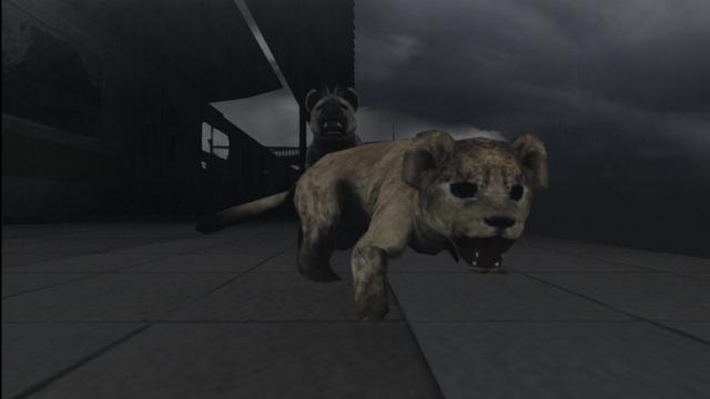 ライオンSS02
