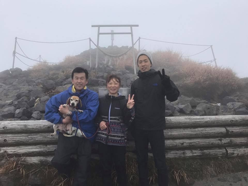 高千穂 峰 天気