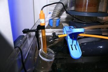 排水、pH計測