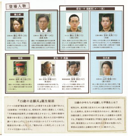 15歳の志願兵~NHKスペシャル終...