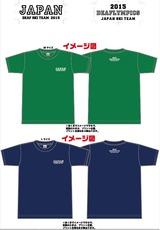 ジャパンデフアルペンチーム  Tシャツ