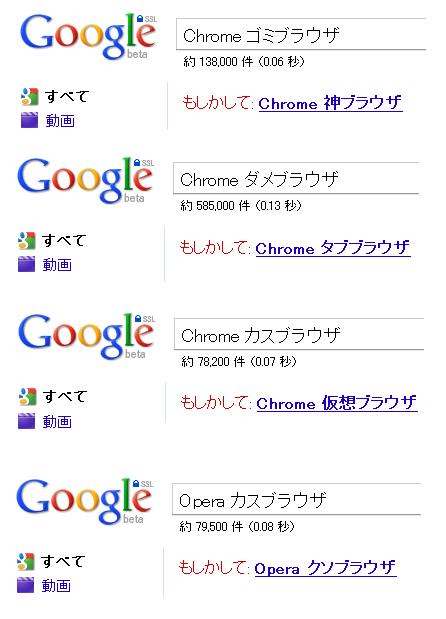 google訂正